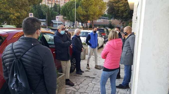 Lega Perugia, senza sosta l'attività consiliare in mezzo ai cittadini e a palazzo dei Priori