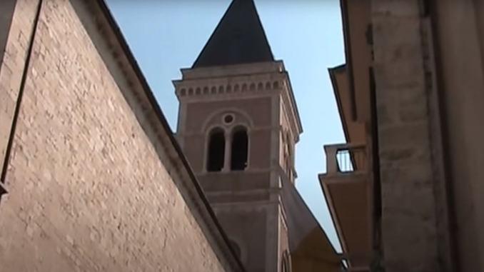 Covid, preti contagiati, chiusa basilica concattedrale di San Benedetto a Gualdo Tadino