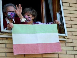 Compleanni ultracentenari al tempo del covid nonna Lisa Zappitelli oggi compie 109 anni