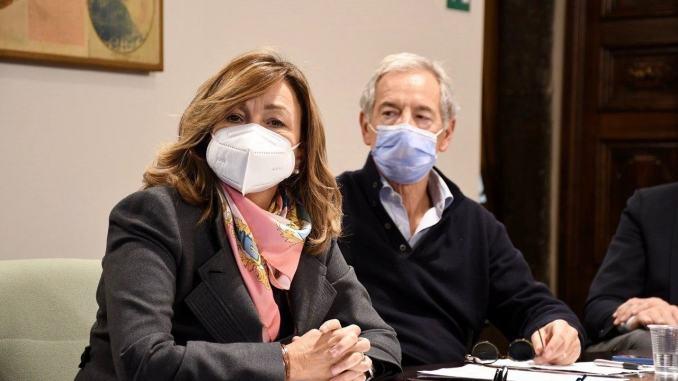Dpcm: Donatella Tesei, Umbria dovrebbe essere in criticità media