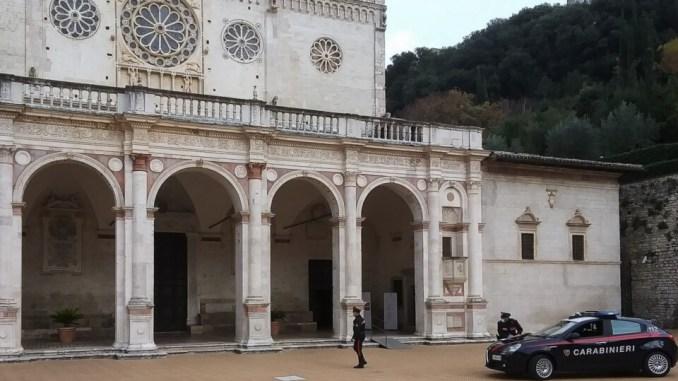 Reliquia San Giovanni Paolo II rubata a Spoleto, trovato responsabile