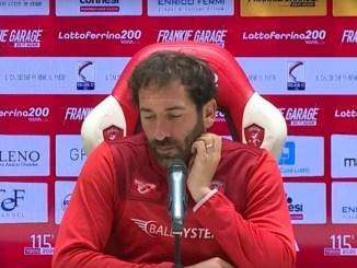 """Caserta vara un Perugia """"guerriero"""" per conquistare i tre punti a Fermo"""
