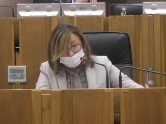 2 miliardi per Umbria 2021, lo ha detto Donatella Tesei parlando di Derf