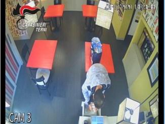 Denunciato un 45enne per due furti in un'enoteca ad Orvieto