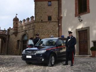 Colpisce con cacciavite Carabinieri di Ponte Pattoli, ma viene arrestato