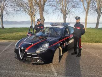 Due giovani arrestati al Lago Trasimeno per detenzione di droga