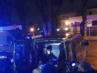 Vaccini anti covid, Eos, pronti dallo Spallanzani a Perugia, arriva il carico