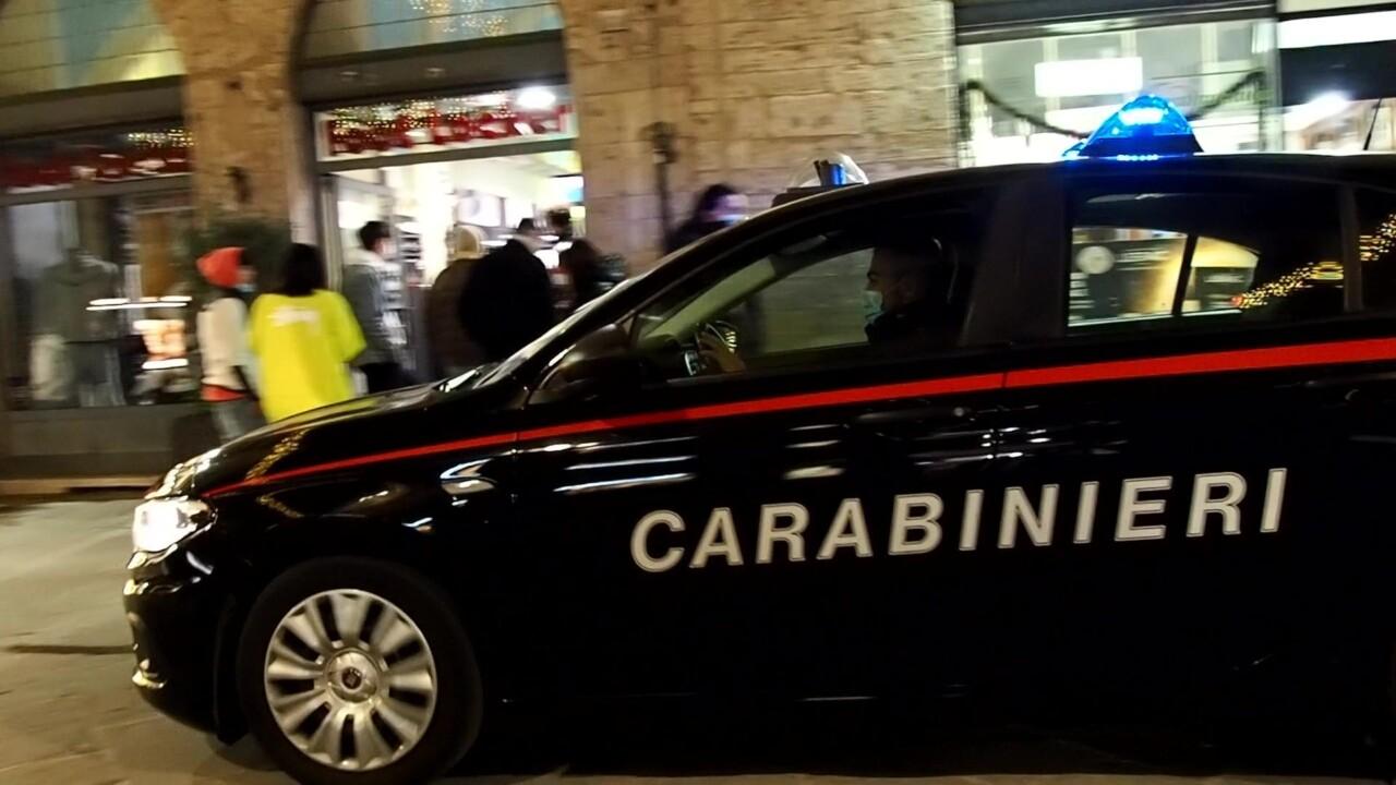 Nuova sede, i Carabinieri potrebbero tornare in centro storico di Perugia