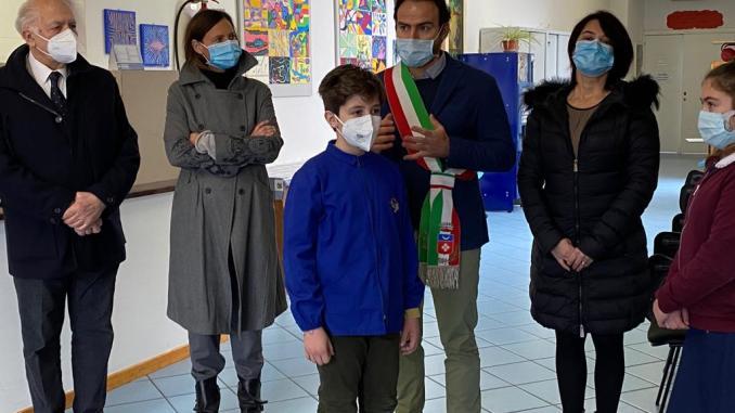 Gruppo Angelantoni dona termoscanner alle scuole di Massa Martana