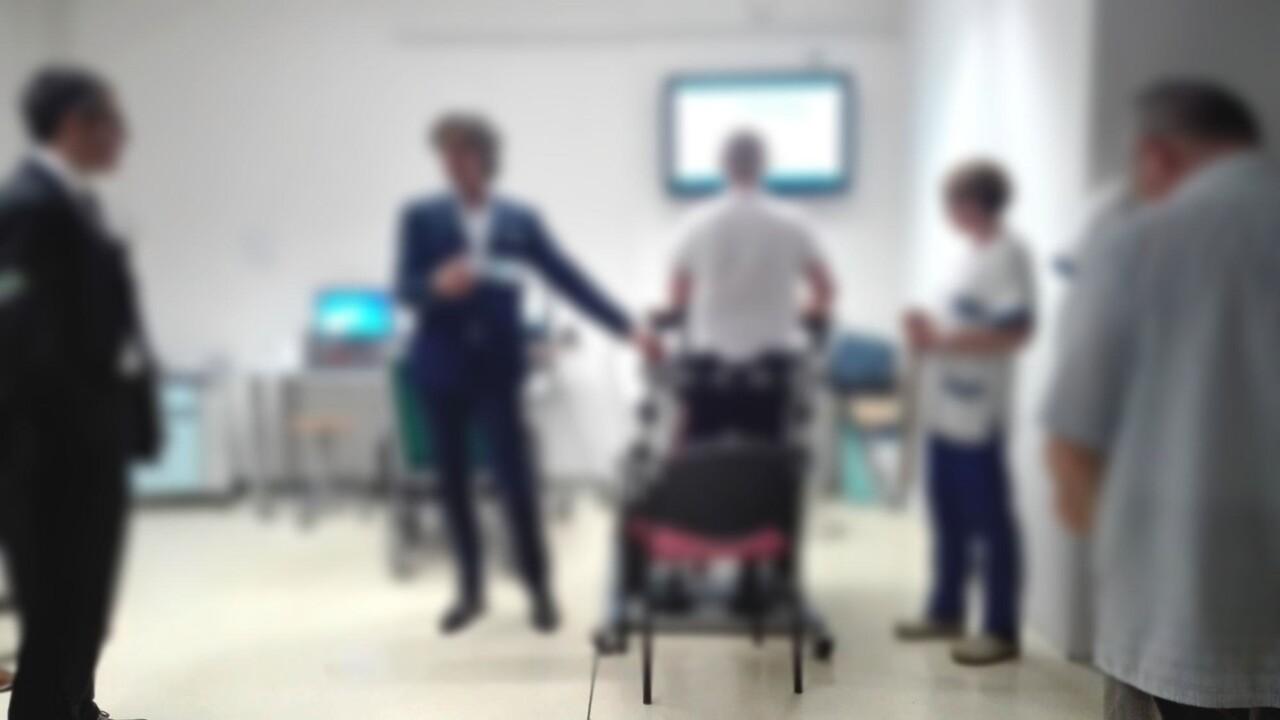 6 operatori contagiati e 26 pazienti positivi all'Istituto Prosperius Tiberino