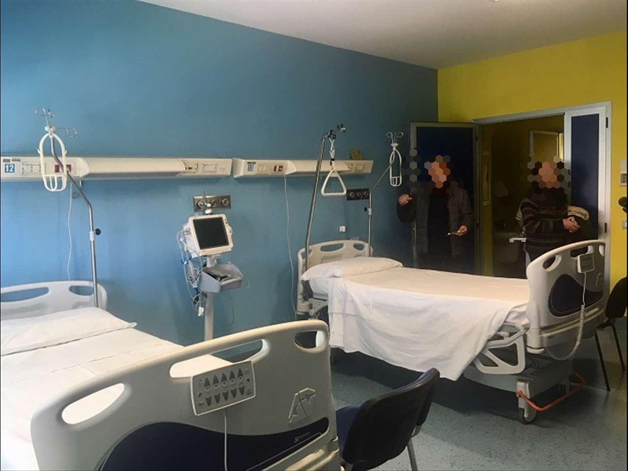 Centro Geriatrico in degenza Covid a Terni, grave situazione