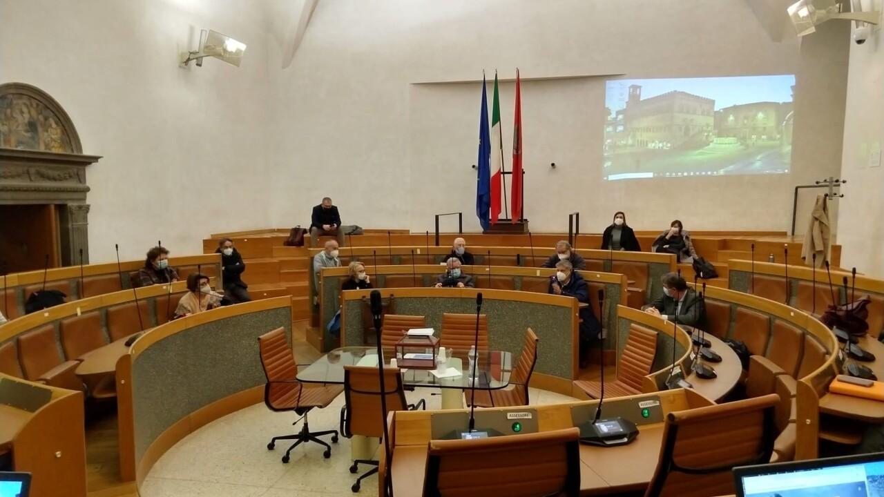 App AR, augmented reality, per una visita virtuale nella città di Perugia