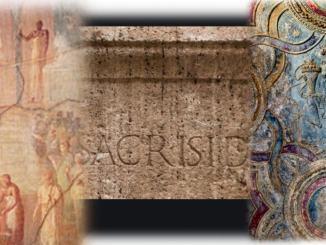 Amelia, l'ara di Iside scoperta nel 2012,culto misterico, affascinò l'impero