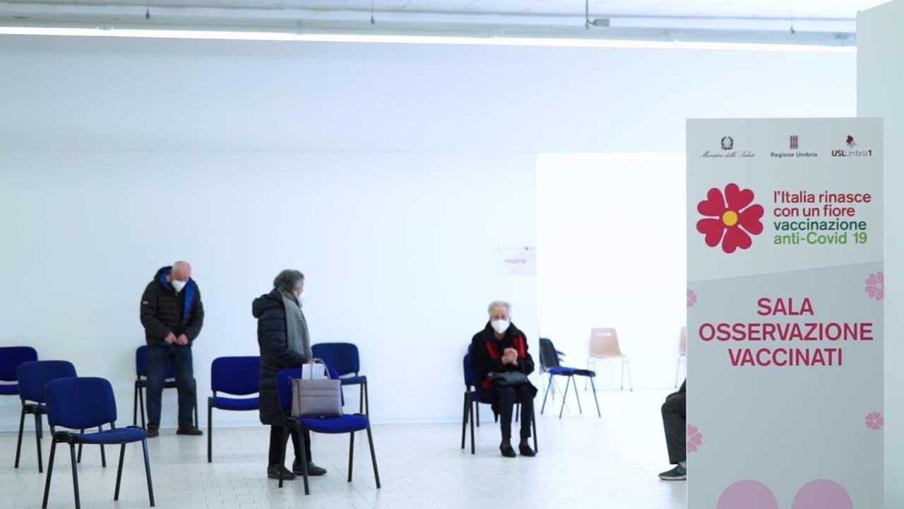 Piano vaccinale anti covid, Usb Comune di Terni denuncia inspiegabili ritardi