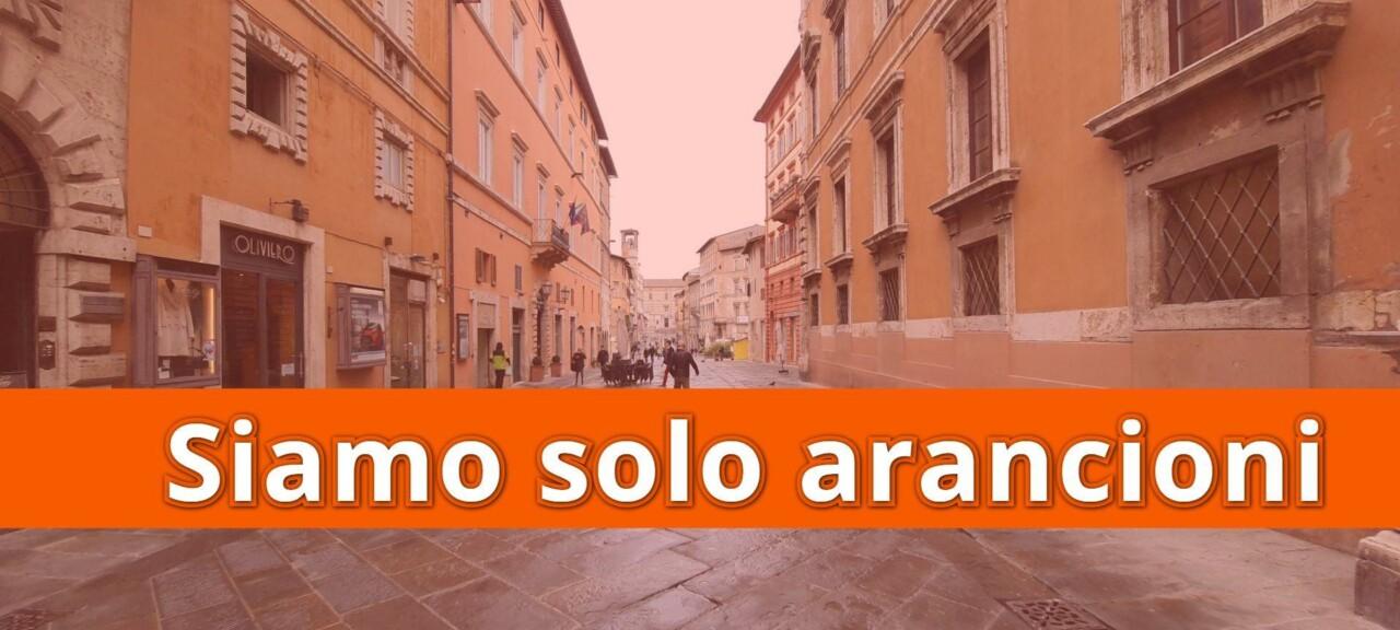 Umbria confermata in fascia arancione per il rischio Covid, leggi l'ordinanza