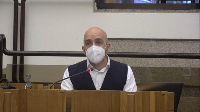 Partecipazione: mozione Bianconi torna in commissione, approfondimenti