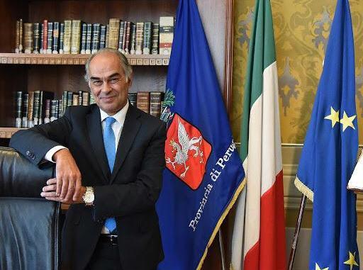 2 giugno, intervento Presidente della Provincia Perugia Luciano Bacchetta