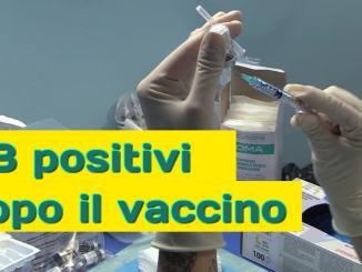 Covid in Umbria, 98 casi positività dopo vaccinazione