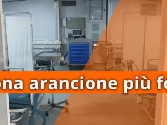 Covid, provincia Perugia, si parla di una zona arancione rafforzata