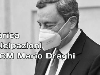 Nuovo DPCM, Draghi firma decreto, ci saranno le zone bianche