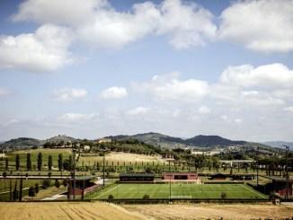 Cucinelli scende in campo contro covid vaccini al Parco della Bellezza