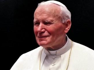 Sono trascorsi 40 anni dalla visita di Giovanni Paolo II