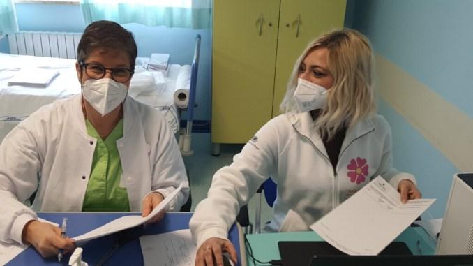 15.159 vaccinazioni al centro vaccinale ospedaliero di Perugia