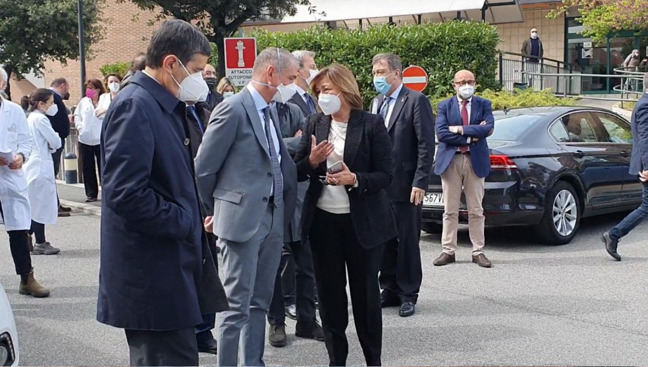 Anche Terni avrà le sue infrastrutture sanitarie all'altezza
