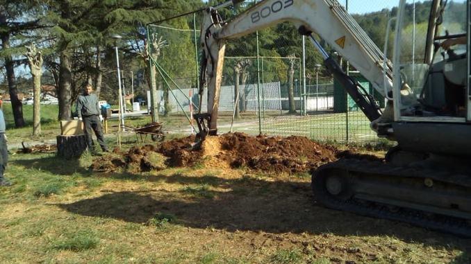 Narni: iniziati lavori riqualificazione urbana quartiere Testaccio