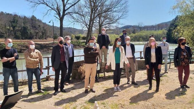 """Turismo: presentato ad Amelia il circuito """"Le Terre dei Borghi Verdi"""""""