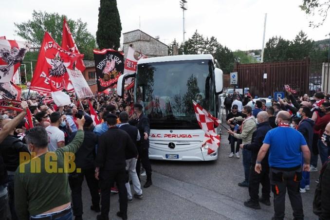 Ternana Perugia al Liberati ecco le misure di sicurezza e anti covid