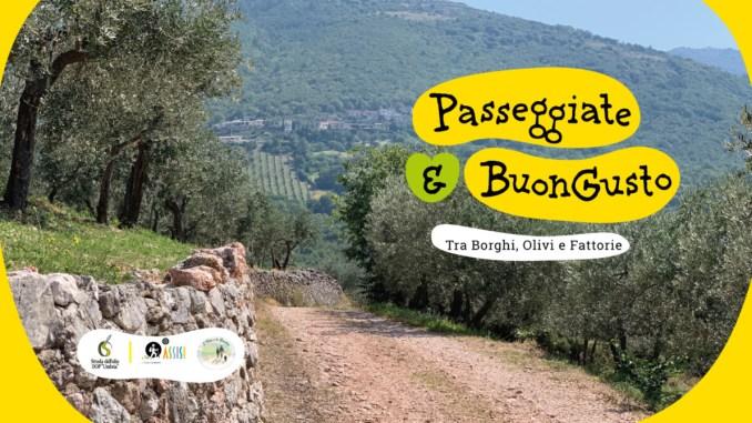 PasseggiateBuonGusto in Umbria 2021_