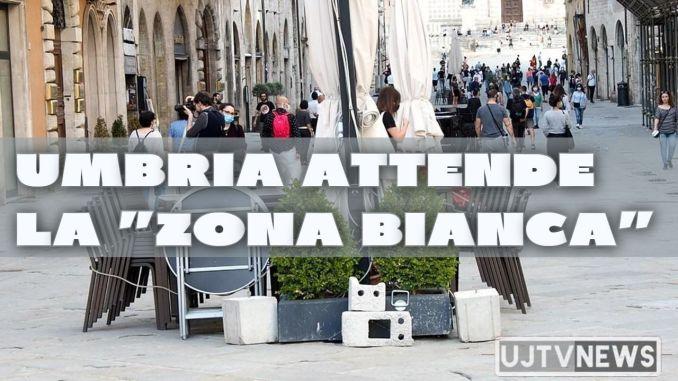 Regioni a Governo, in zona bianca anticipare tutte le aperture, e l'Umbria?