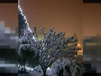 Maltempo Umbria: allerta meteo, venti forti e neve al Centronord