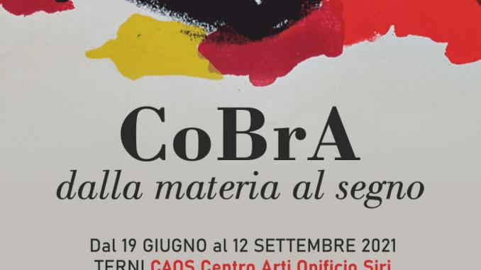 19 Giugno, inaugurazione mostra CoBrA. Dalla materia al segno al CAOS