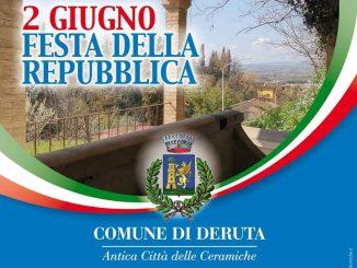 2 giugno, il Comune di Deruta consegnerà ai 18enni la costituzione italiana