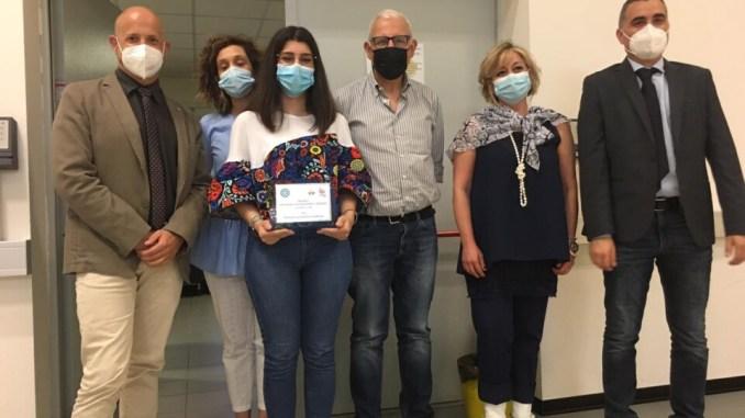 Unipg, Valeria Ambrogi vince premio di laurea Inner Wheel Italia