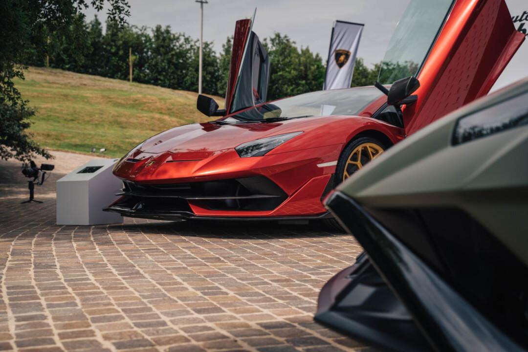 Lamborghini Roma riparte con stile collaborazione con Scuderia Fortezza