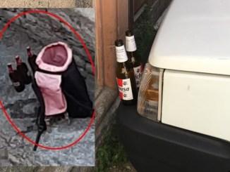 Movida selvaggia Perugia, i giovani si portano l'alcol da casa, dentro gli zaini