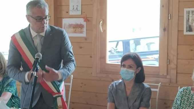 Ministro Carfagna Castelluccio di Norcia, progetti presentati dal Comune di Norcia