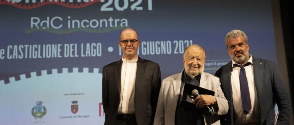 Castiglione Cinema: standing ovation per il maestro Pupi Avati al Teatro Morlacchi