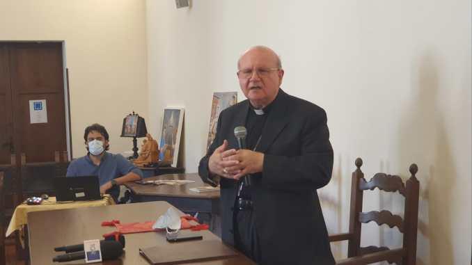 Monsignor Domenico Sorrentino diventa anche il vescovo di Foligno