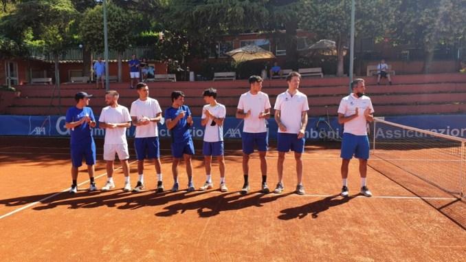 Junior Tennis Perugia e Viola Lamezia Terme, un'autentica vera battaglia
