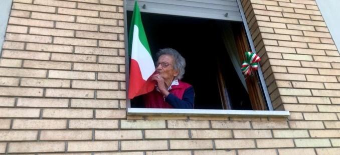 Morta Nonna Lisa Zappitelli, 109 anni, icona dei diritti delle donne