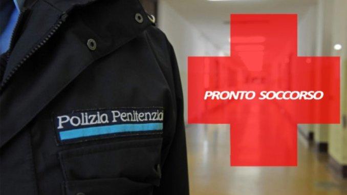 Sangue e violenza, oggi, nel carcere di Orvieto, aggredito un Sovrintendente