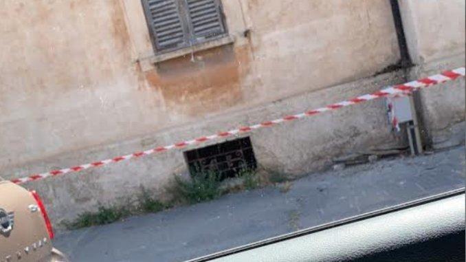 Francesconi, evitato il peggio in una palazzina abbandonata a Terni