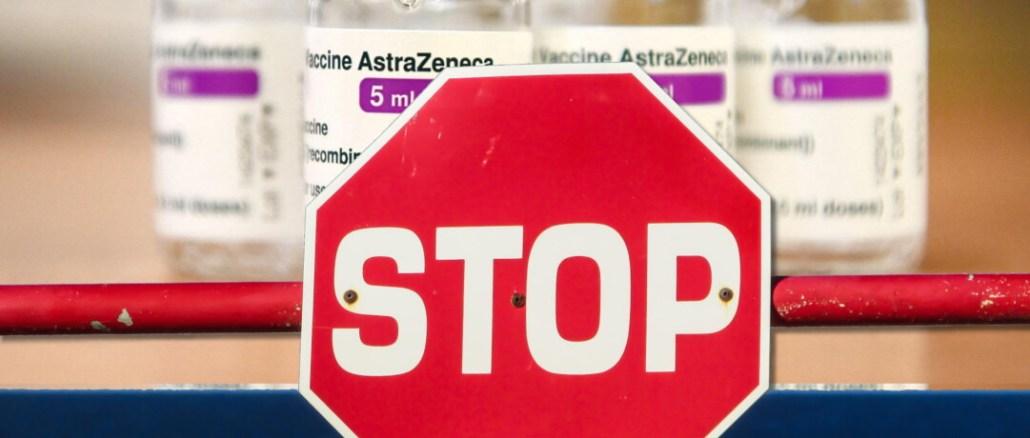 Sospesa somministrazione vaccino AstraZeneca, D'Angelo trasmette circolare ai direttori sanitari