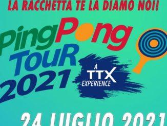 24 luglio, al Barton Park di scena il Ping Pong Tour