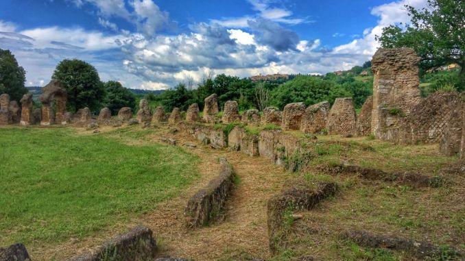 Sabato 17 luglio si va da Otricoli a Ocriculum, un viaggio nel tempo.