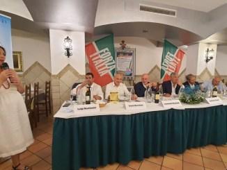 """Antonio Tajani ha tenuto a battesimo la nascita di """"Forza Italia Progetto Assisi"""""""